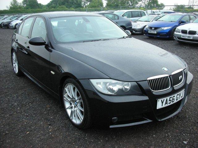 2007 56 BMW 3 SERIES 2.5 325I M SPORT 4d 215 BHP
