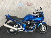 2007 SUZUKI Bandit 650 GSF 650 F GSF650 BANDIT 2007 07 PLATE ABS 2007 07 PLATE 6156MLS  £2990.00