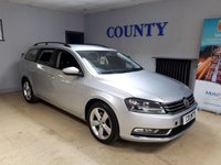 USED 2011 61 VOLKSWAGEN PASSAT 1.4 SE TSI BLUEMOTION TECHNOLOGY DSG 5d AUTO 121 BHP * TWO OWNERS * FULL HISTORY *