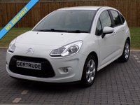 USED 2012 12 CITROEN C3 1.4 WHITE 5d 72 BHP Looks Great!! In The Best Colour!!