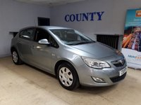2012 VAUXHALL ASTRA 1.4 EXCLUSIV 5d 98 BHP £4495.00
