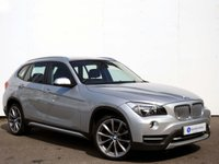 USED 2013 13 BMW X1 2.0 XDRIVE20D XLINE 5d 181 BHP FULL LEATHER with HEATED SEATS, DAB & BLUETOOTH......