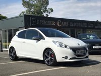USED 2015 64 PEUGEOT 208 1.6 THP GTI LIMITED EDITION 3d 200 BHP