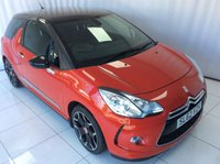 2012 CITROEN DS3 1.6 DSTYLE PLUS 3d 120 BHP £5500.00