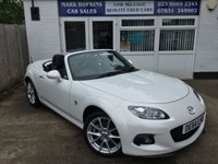 USED 2015 64 MAZDA MX-5 2.0 I ROADSTER SPORT TECH NAV 29K 1 LADY OWNER 6SPD LEATHER NAV BLUETOOTH EXCELLENT CONDITION