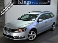 USED 2012 62 VOLKSWAGEN PASSAT 2.0 SE TDI BLUEMOTION TECHNOLOGY DSG 5dr AUTO Low Miles, FSH, BLUETOOTH , Front and Rear Parking Sensors