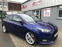 USED 2016 16 FORD FOCUS 2.0 ST-2 TDCI 5d 183 BHP ST-2 TDCI