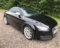 USED 2008 08 AUDI TT 2.0 TDI QUATTRO 3d 170 BHP 4x4 6 MONTHS PARTS+ LABOUR WARRANTY+AA COVER