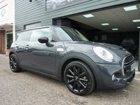 2017 MINI HATCH COOPER 2.0 COOPER S 3d 189 BHP £15495.00