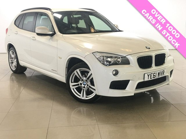 View our 2011 61 BMW X1 2.0 XDRIVE20D M SPORT 5d 174 BHP