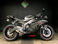 USED 2008 08 YAMAHA YZF R6 08. FSH 5822 MILES. STEERING DAMPER. BRAIDED HOSES. NEW TYRES