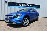 2015 MERCEDES-BENZ GLA-CLASS 2.1 GLA200 CDI SPORT 5d AUTO 136 BHP £18450.00