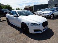 2013 JAGUAR XF 3.0 D V6 S PREMIUM LUXURY 4d AUTO 275 BHP £15990.00