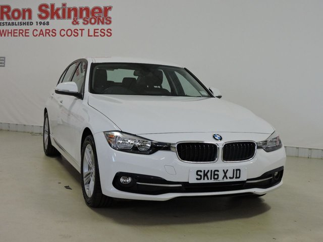 View our 2016 16 BMW 3 SERIES 1.5 318I SPORT 4d 135 BHP
