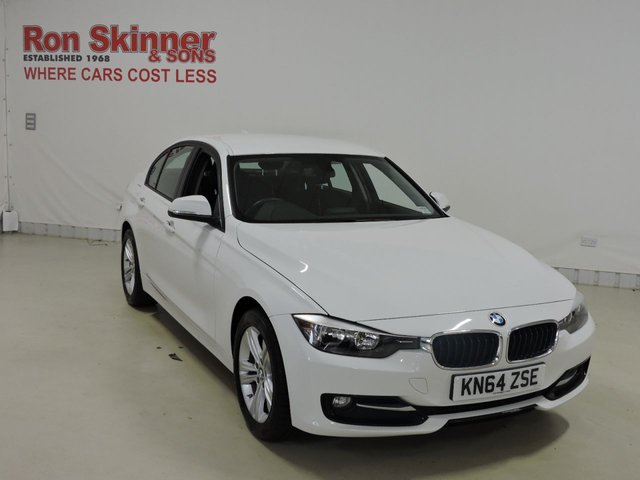 View our 2014 64 BMW 3 SERIES 2.0 320D SPORT 4d 184 BHP