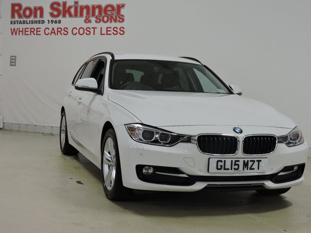 View our 2015 15 BMW 3 SERIES 2.0 320D SPORT TOURING 5d 181 BHP