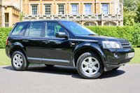 USED 2011 60 LAND ROVER FREELANDER 2.2 TD4 GS 5d 150 BHP