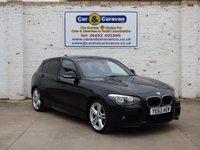 2013 BMW 1 SERIES 2.0 116D M SPORT 5d 114 BHP £10788.00