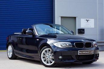 2012 BMW 1 SERIES 2.0 120D M SPORT  £11291.00