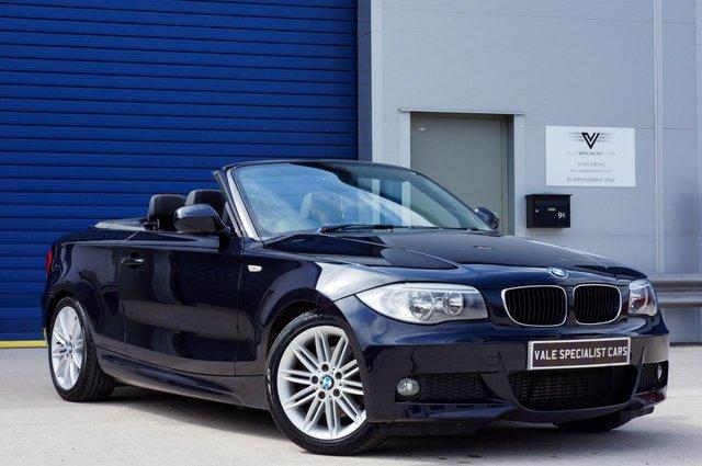 2012 62 BMW 1 SERIES 2.0 120D M SPORT