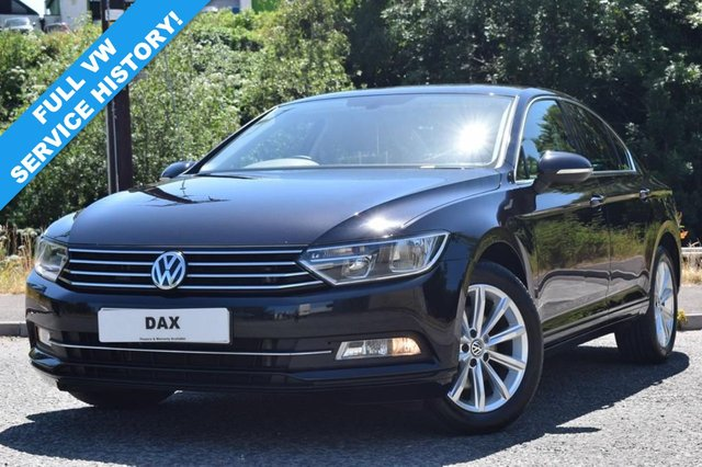 2015 65 VOLKSWAGEN PASSAT 2.0 SE BUSINESS TDI BLUEMOTION TECH DSG 4d AUTO 148 BHP