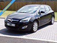 USED 2010 60 VAUXHALL ASTRA 1.6 ELITE 5d AUTO 113 BHP Automatic Vauxhall Astra Elite TOP SPEC CAR