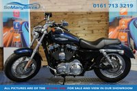 USED 2015 64 HARLEY-DAVIDSON SPORTSTER 1200 CUSTOM XL C SPORTSTER 14 - Low miles! Good example