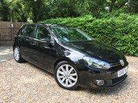 2010 VOLKSWAGEN GOLF 1.4 GT TSI 5d 160 BHP £7489.00