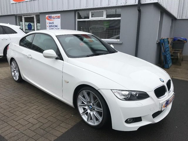 2010 BMW 3 SERIES 2.0 320D M SPORT HIGHLINE 2d 175 BHP