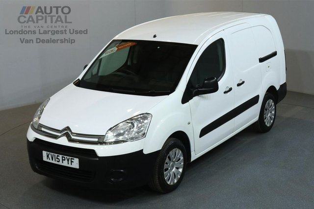 2015 15 CITROEN BERLINGO 1.6 750 LX 89 BHP L2 H1 LWB LOW ROOF ONE OWNER FROM NEW, SERVICE HISTORY