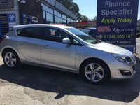 USED 2015 15 VAUXHALL ASTRA 2.0 SRI CDTI S/S 5d 163 BHP, ONLY 28000 MILES, 1 OWNER ***GREAT FINANCE DEALS AVAILABLE***