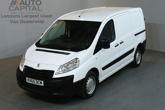 2015 65 PEUGEOT EXPERT 1.6 HDI 1000 L1H1 PROFESSIONAL 6d 90 BHP SWB AIR CON FWD PANEL VAN ONE OWNER AIR CONDITIONING