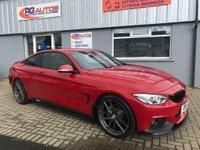 2014 BMW M4 M SPORT AUTO £17995.00
