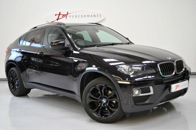 2014 64 BMW X6 3.0 XDRIVE30D 4d AUTO 241 BHP SPECIAL RUBY BLACK