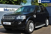 2013 LAND ROVER FREELANDER 2.2 SD4 HSE 5d AUTO 190 BHP £17980.00