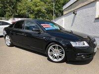 2009 AUDI A6 2.0 TDI LE MANS 4d AUTO 168 BHP £8495.00