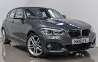 2015 BMW 1 SERIES 2.0 120D M SPORT 5d AUTO 188 BHP £15990.00