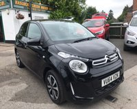 2014 CITROEN C1 1.0 AIRDREAM FLAIR 5d 68 BHP £6499.00