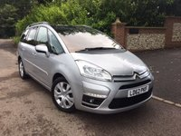 2012 CITROEN C4 GRAND PICASSO 1.6 PLATINUM HDI 5d 110 BHP PLEASE CALL TO VIEW £6000.00