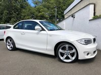 USED 2012 61 BMW 1 SERIES 2.0 118D SPORT 2d 141 BHP
