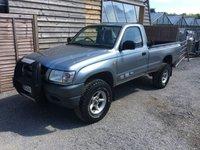 USED 2004 04 TOYOTA HI-LUX 2.5 250 EX 4WD 1d