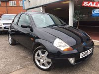 2008 FORD KA 1.6 SPORTKA SE LEATHER 3d 95 BHP £1895.00