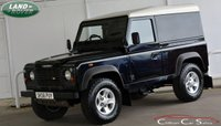 2007 LAND ROVER DEFENDER 2.5 TD5 90 HARD-TOP 3 DOOR 120 BHP £SOLD