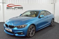 2017 BMW 4 SERIES 3.0 435D XDRIVE M SPORT 2d AUTO 309 BHP £SOLD