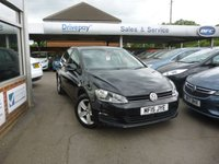 2015 VOLKSWAGEN GOLF 1.6 MATCH TDI BLUEMOTION TECHNOLOGY 5d 103 BHP £10499.00