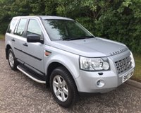 2007 LAND ROVER FREELANDER 2 2.2 TD4 GS 5d 159 BHP £5999.00