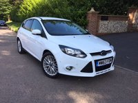 2013 FORD FOCUS 1.6 ZETEC NAVIGATOR TDCI 5d 113 BHP PLEASE CALL TO VIEW £7250.00