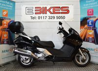 USED 2009 09 HONDA FJS 600 SILVERWING A-7 EXCELLENT CONDITION
