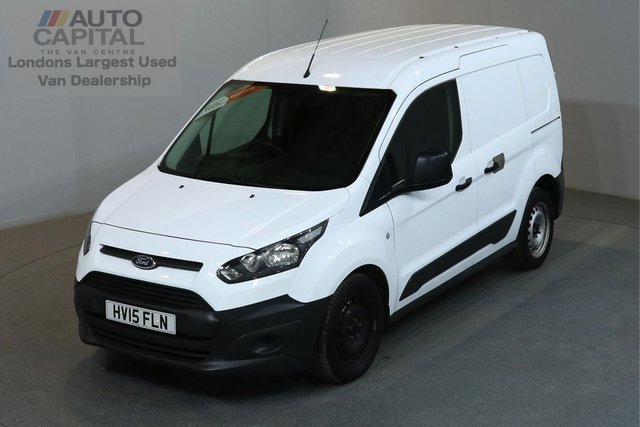 2015 15 FORD TRANSIT CONNECT 1.6 200 74 BHP L1 H1 SWB LOW ROOF ONE OWNER FROM NEW, SERVICE HISTORY