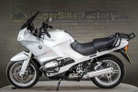 USED 2002 02 BMW R1150  RS  ALL TYPES OF CREDIT ACCEPTED OVER 500 BIKES IN STOCK